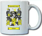 WILLIAMS (WELSH) COAT OF ARMS COFFEE MUG