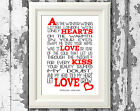 Mumford and Sons Winter Winds Song Lyric Typography Poster Print Lyric WallArt