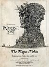 PARADISE LOST The Plague Within PHOTO Print POSTER BandCradle Of FIlth Shirt 01