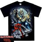 Iron Maiden Number Of The Beast Jumbo Shirt XL Official Tshirt T-Shirt New