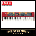 NORD STAGE 2 COMPACT 73 NOTE SEMI WEIGHTED KEYBOARD SYNTH STAGE2 SW73 NEW