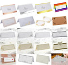 50 Wedding Table Place Cards - 19 Different Designs to choose from.