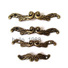 10pcs Antique Drawer Pull Jewelry Box Handle Little Box Pull Cabinet Handle 1573