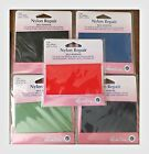 Hemline Nylon Self Adhesive Waterproof Repair Patch Raincoats Jackets Camping