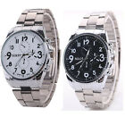 Luxury Classical Womens Watch Classic Stainless Steel Watch Casual Analog Watch