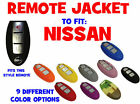 REMOTE COVER TO FIT NISSAN 370Z JUKE LEAF MURANO PATHFINDER VERSA ROGUE REMOTE