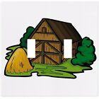Barn Haystack Wallplate Wall Plate Decorative Light Switch Plate Cover