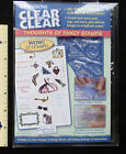 """Clear on Clear Stamps - Your Choice- """"Fun Thoughts"""" or """"Thoughts of Fancy"""""""