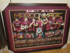 Queensland State of Origin - Maroon Magic - 8 wins - Signed by Captain C.Smith