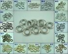 20 - 50- 100 pieces/lot DIY Scarf Rings Charms Acrylic Pendants Scarf Accessory