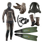 Cressi Package Apnea Pesca Sub Tracina 7mm Spearfishing Freedive 01IT