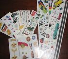Creative Memories CAREER/HOBBY Sticker Sheets - You Choose