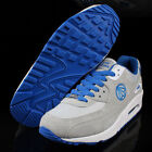 PaperPlanes Athletic Shoes Air Running Womens Sports Sneakers PP1101 Gray Blue