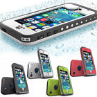 2015 Atomic Waterproof Shockproof Touch ID Durable Case Cover for iPhone 5S 5