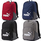 MENS OFFICIAL PUMA BURGUNDY RUCKSACK WITH LONG STRAPS 072810 02