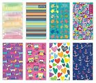 2016 SLIM FASHION DIARY 8 DESIGN ASSORTED WEEK TO VIEW WTV PATTERNED HARDBACK