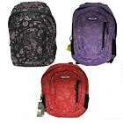 Jeep Ladies Paisley Printed Casual/Everyday/School Back Packs