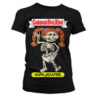Garbage Pail Kids - T-Shirt Bony Joanie (Crados) - Femme - Licence officielle !