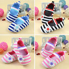 Fashion Boy&Girls Canvas Baby Shoes Soft Sole Learn Walking Baby Toddler Shoes