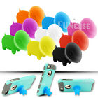 Cute Piggy Animal Stand Holder Rubber Soft for Smartphone iPhone Universal phone