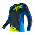 2016 Fox MX Youth 180 Jersey - Race Blue/  Yellow