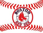 Boston Red Sox Personalized Edible Print Cake Toppers Frosting Sheets 5 Sizes