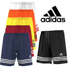 Mens Adidas Entrada Climalite Sports Football Gym Training Shorts - S M L XL XXL