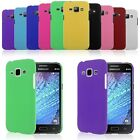 Custodia HARD MATTE Back Cover Rigida Plastica Colori per Samsung Galaxy J1