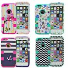 "Shockproof Rugged Hybrid Rubber Hard Cover Case for iPhone 6 4.7"" / 6 Plus 5.5"""