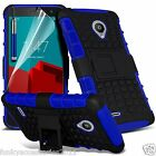 Shock Proof Dual Layer Kick Stand Builders Phone Case for Vodafone Smart Ultra 6