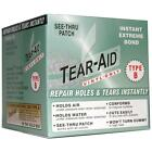 Tear Aid - Repairs Holes And Tears Instantly Uv Resistant Inhibits Yellowing