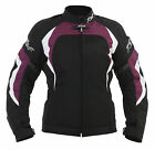RST Brooklyn Ladies Jacket Berry Road Adventure Touring Sport Urban Commute Wome