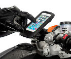 Motorcycle 19-35mm Pro Handlebar Mount + Tough Waterproof Case for iPhone 6 4.7