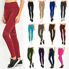 Women Tummy Tuck High Waist Fleece Lined Thick Footless Warm Winter Leggings Lot