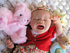 PAINTED HAIR DONNA RUBERT REBORN REALISTIC BABY GIRL DOLL NEWBORN SUNBEAMBABIES