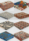 BED SPREADS /Throw - BAGROO - Traditional Indian Desigins-Celtic -Tree of Life