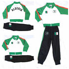 BOYS ALGERIA TRACKSUIT SET -Ages 4 years to 14 Years