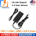 30W AC Adapter Power Charger for HP mini 110 PC Series 110-1012 110-1012NR New