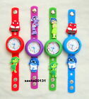 INSIDE OUT JIBBITZ BAND WATCH  & A SET OF 5 CHARMS, BRAND NEW