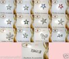 10 Wholesale Job Lot Star Bridal Brooch Bouquet crystal wedding flower gifts