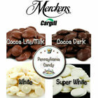 where to buy candy melts in stores - Merckens 5 LB Cocoa Lite Milk Dark White Melting Wafers Chocolate Candy Melts