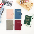 iConic Snap Passport Case - e-Passport Holder - Anti Skimming Passport Cover-DSK