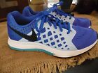 NEW Nike Zoom Pegasus 31 Youth Boys Blue Lagoon Black Sz 4 5 5.5 Athletic Shoes