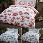 Safari Vintage Duvet Cover with Pillowcase Quilt Cover Bed Set in all Sizes