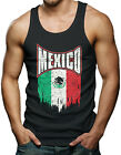 Mexico Pride Flag - Mexican Men's Tank Top T-shirt