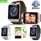 Bluetooth DZ09 Smart Wrist Watch SIM card mate For iPhone Samsung HTC LG Android
