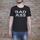 Bad Ass Shirt Gift T Shirt. Black Men's Funny Shirt