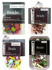 LOT 50 BRADS ATTACHES PARISIENNES MULTICOLORE SCRAPBOOKING SCRAP CARTE ROND UNIS