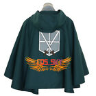 New Attack on Titan Shingeki no Kyojin Training Corps Cloak Cosplay Costume