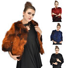 Great Coming Genuine Real Fur Jacket Women Winter Warm Casual Coat Overcoat